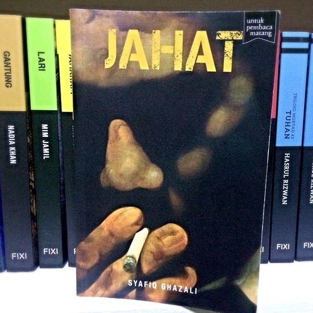Buku Fixi : JAHAT
