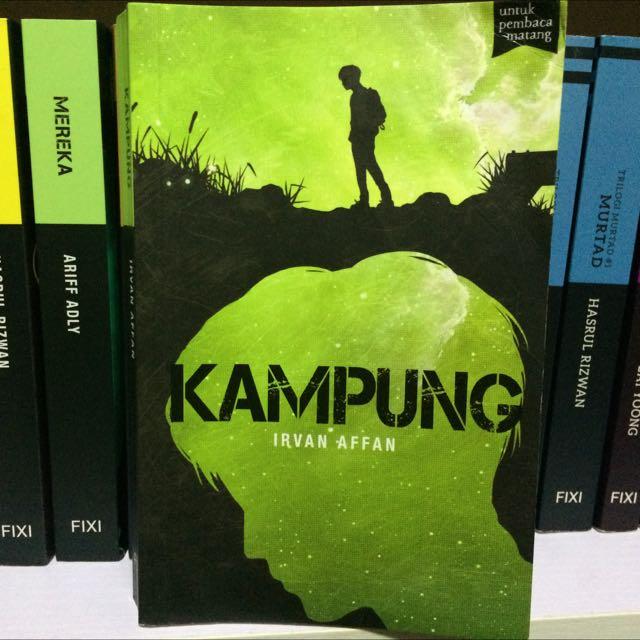 Buku Fixi : KAMPUNG