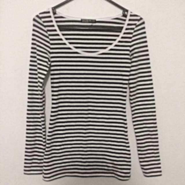 Cotton On NEW Stripped Top