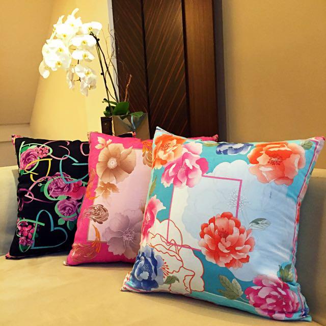 Designer Cushion Series 精品抱枕系列