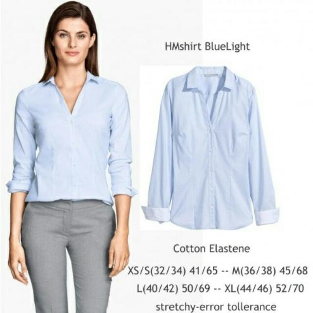 HMshirt Bluelight