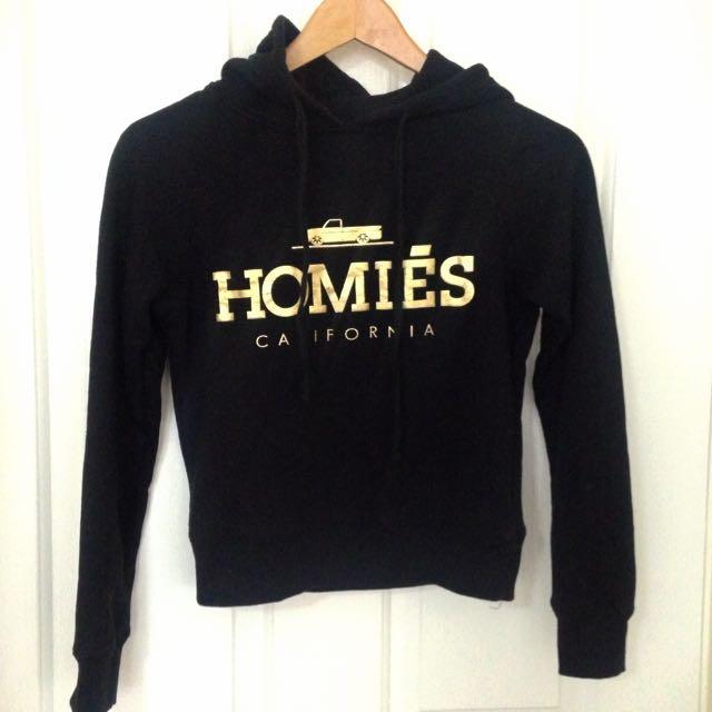 'Homies' Hoodie