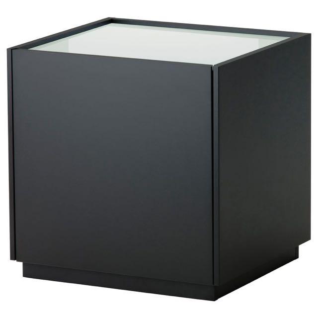 IKEA Nyvoll Bedside Table