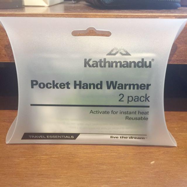 Katmandu Pocket Hand Warmer