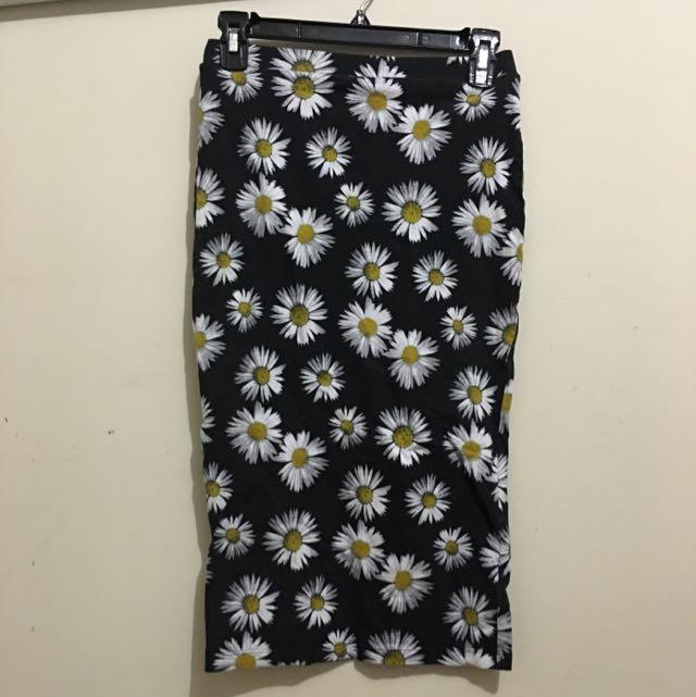 Kendall & Kylie For Pacsun Daisy Skirt