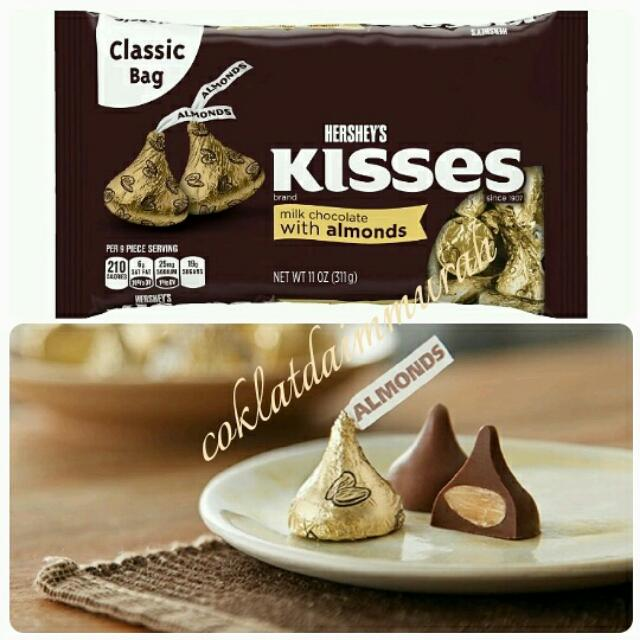 Kisses Almond Everything Else On Carousell