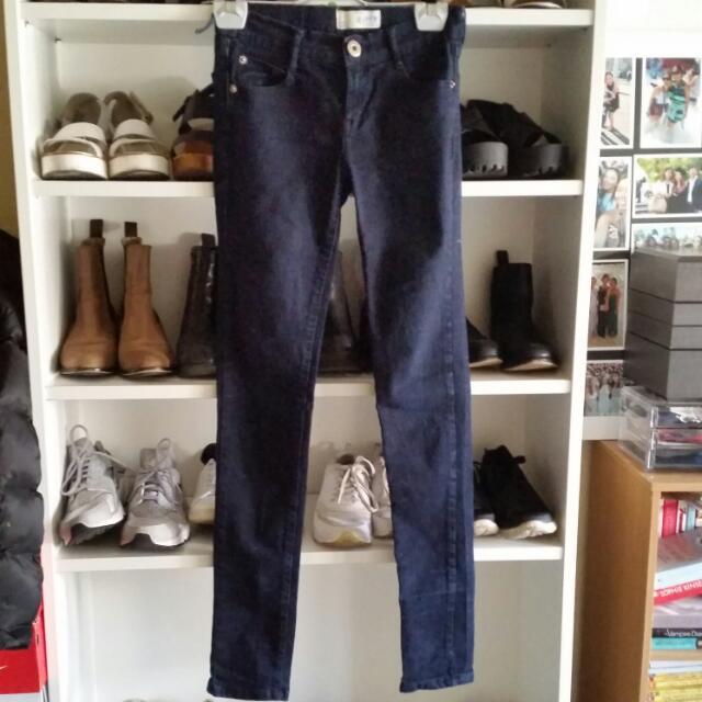 4 FOR $20 Navy Denim Jeans