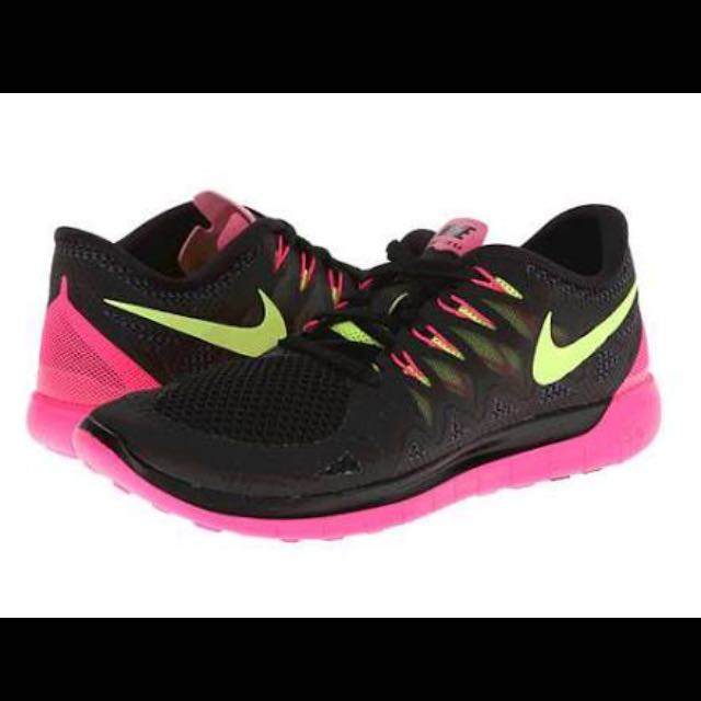 Nike Free Shoes - Black