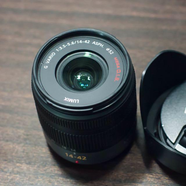 Panasonic 14-42mm m4/3 Kit Lens