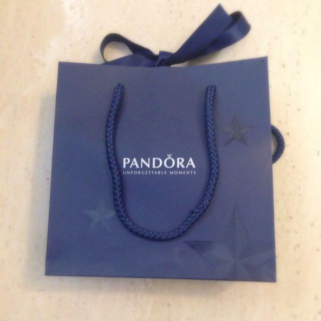 ⚡️Pending⚡️Pandora Purchase Bag
