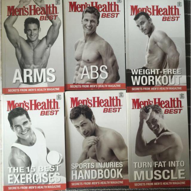 (REDUCED) Men's Health Best Workout