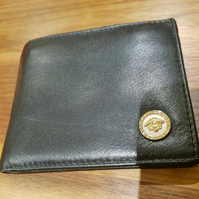 Replica Versace Wallet