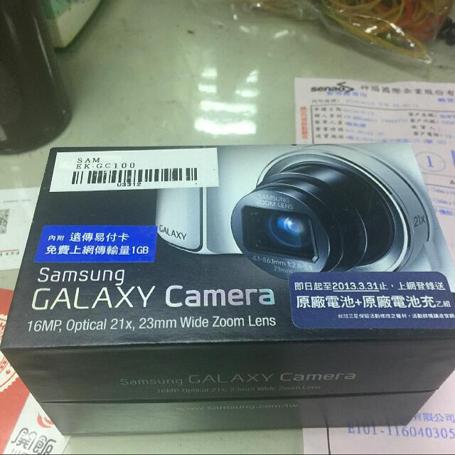 SAMSUNG Galaxy Camera EK-GC100 全新福利品!