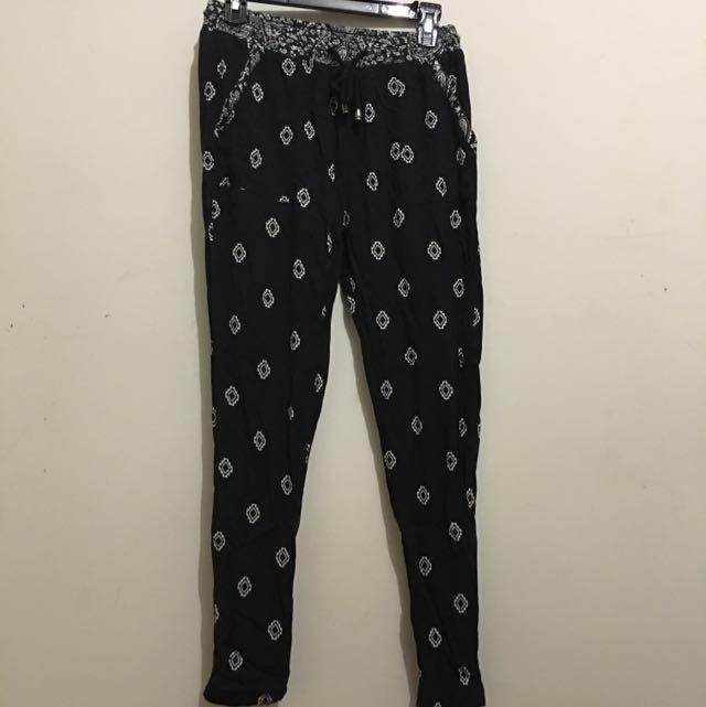 Sportsgirl Printed Harem Pants