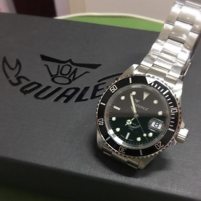squale 20 atmos classic 1545 sel bracelet luxury watches on