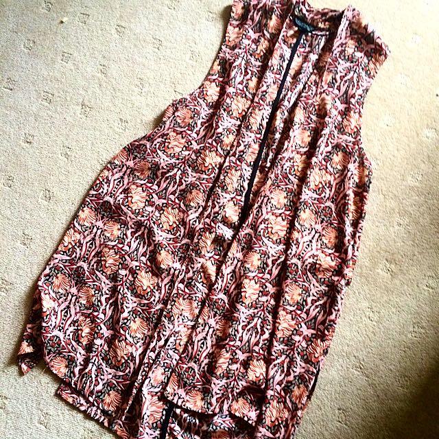 Topshop Jacket/waistcoat - Size 6