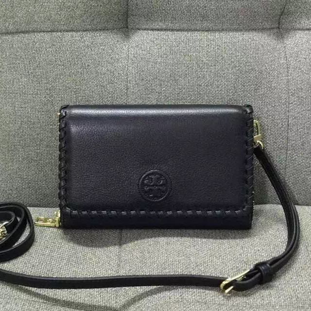 toryburch marionflat wallet cross側背鏈包