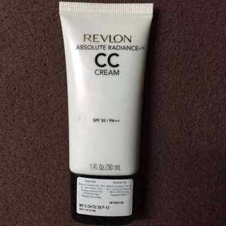 Revlon Absolute Radiance Cc Cream