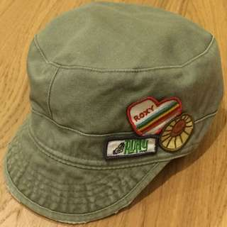 Roxy 復古軍帽