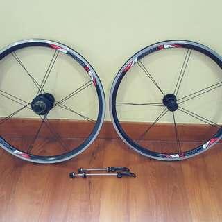 "Litepro 20"" 451 Kinetic Pro Wheelset"