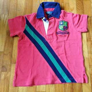 Ralph Lauren Polo Tshirt Preloved 3T