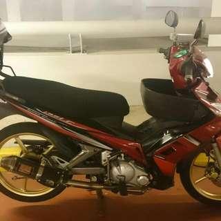 Yamaha Spark 135cc