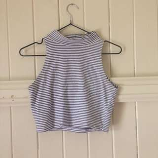 Mink Pink Crop Top Size M (fit S)