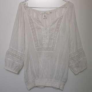 H&M Boho Shirt