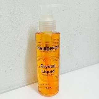 Hairdepot Crystal Liquid Hair Oil