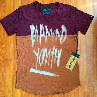 Nana Just Diamond Youth Tee