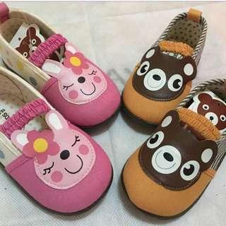 日本品牌 Pomp Kids 動物娃娃鞋