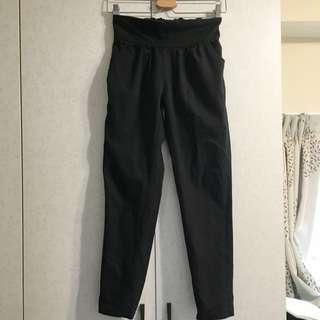 褲子 黑色長褲 老爺褲
