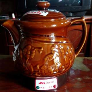 陶瓷自動煎藥壺