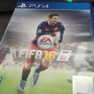 Fifa 16 Ps4 (pending)