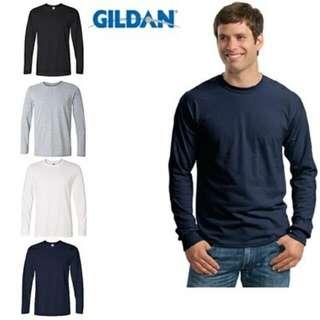 GILDAN 76400 薄款長袖