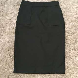 Skirt - Green - Small