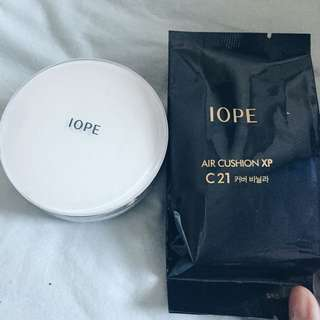 IOPE BB Cushion With Refill