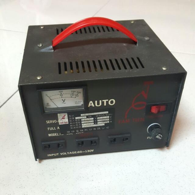 220v 轉 110v 變壓器