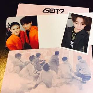 GOT7 BamBam PhotoCard