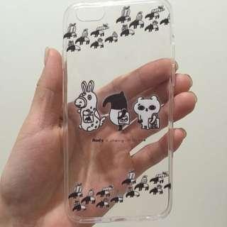 iPhone6 4.7吋 透明手機殼