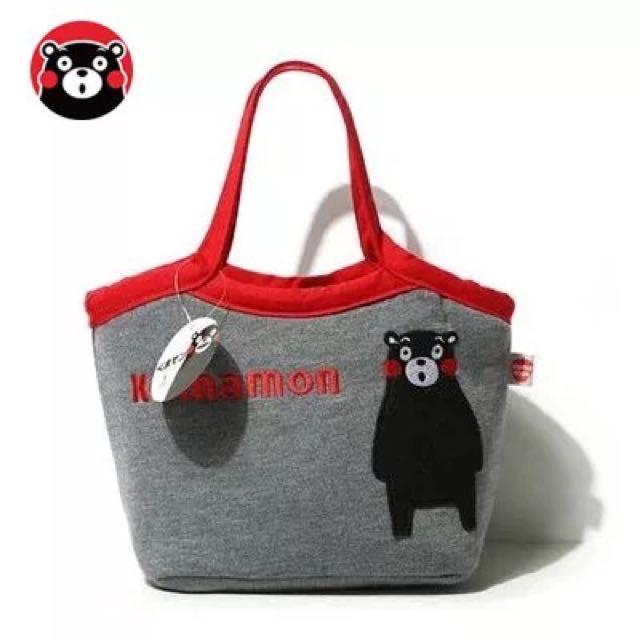 (預購)熊本熊便當手提袋