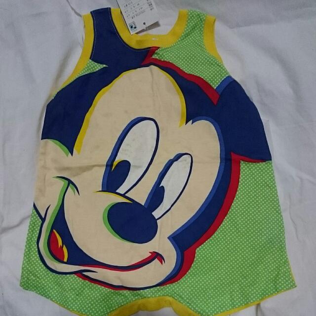 迪士尼米奇包屁衣