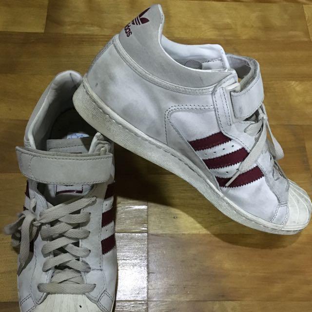 Adidas高筒鞋
