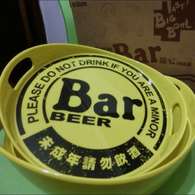 Bar啤酒碗公