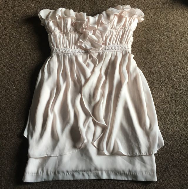 Bardot Light Pink Dress