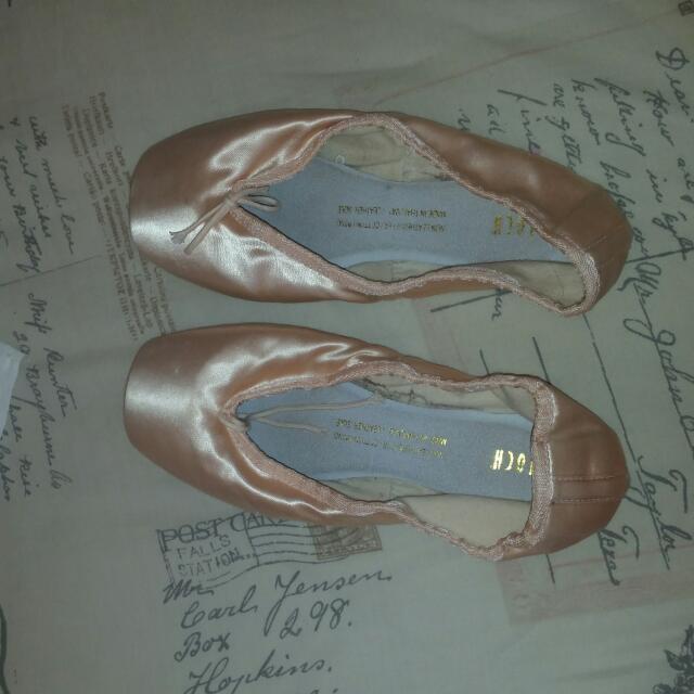 BLOCH Ballet Points