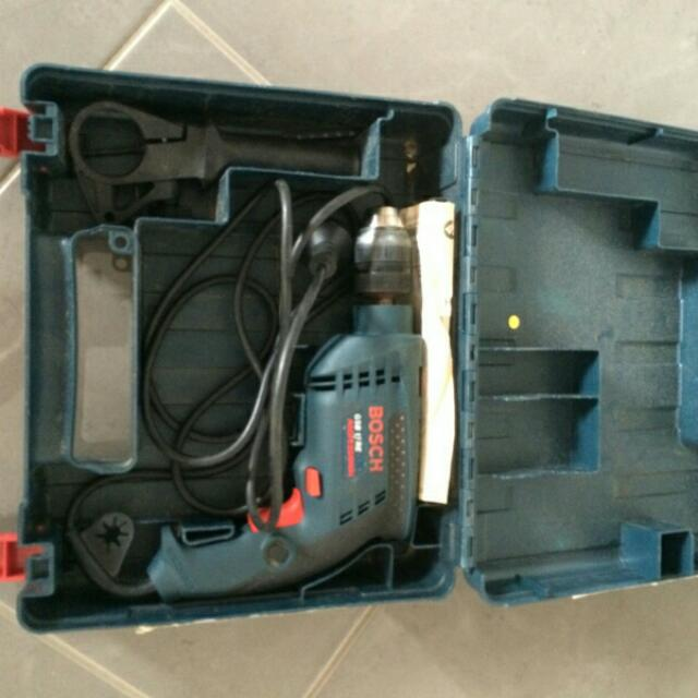 Bosch Impact Drill 650RE
