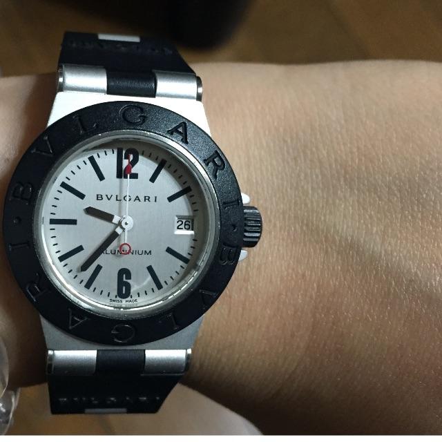 BVLGARI手錶 經典款腕錶 AL 29 TA.