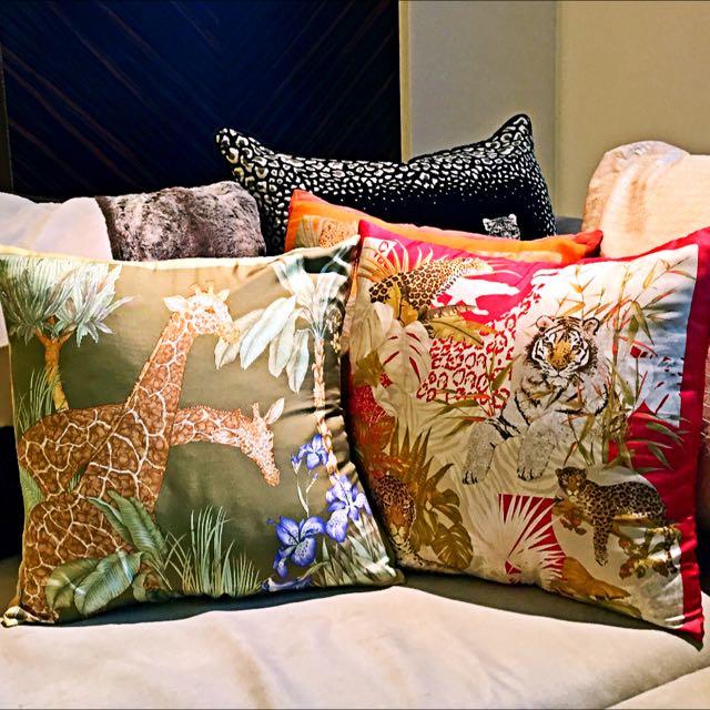 精品抱枕系列 Designer Cushion Series