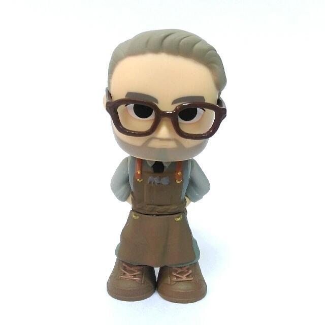 ((現貨)) Funko Mystery Mini Barman Vs Superman - 管家 Alfred